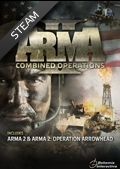 ARMA 2 Combined Operations Steam Digital Download