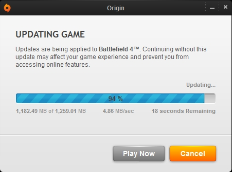 Battlefield 4 Patch Download