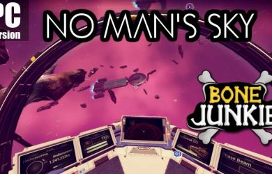 No Man's Sky Stream Gameplay