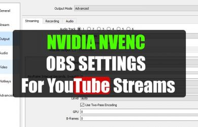 nvenc obs settings