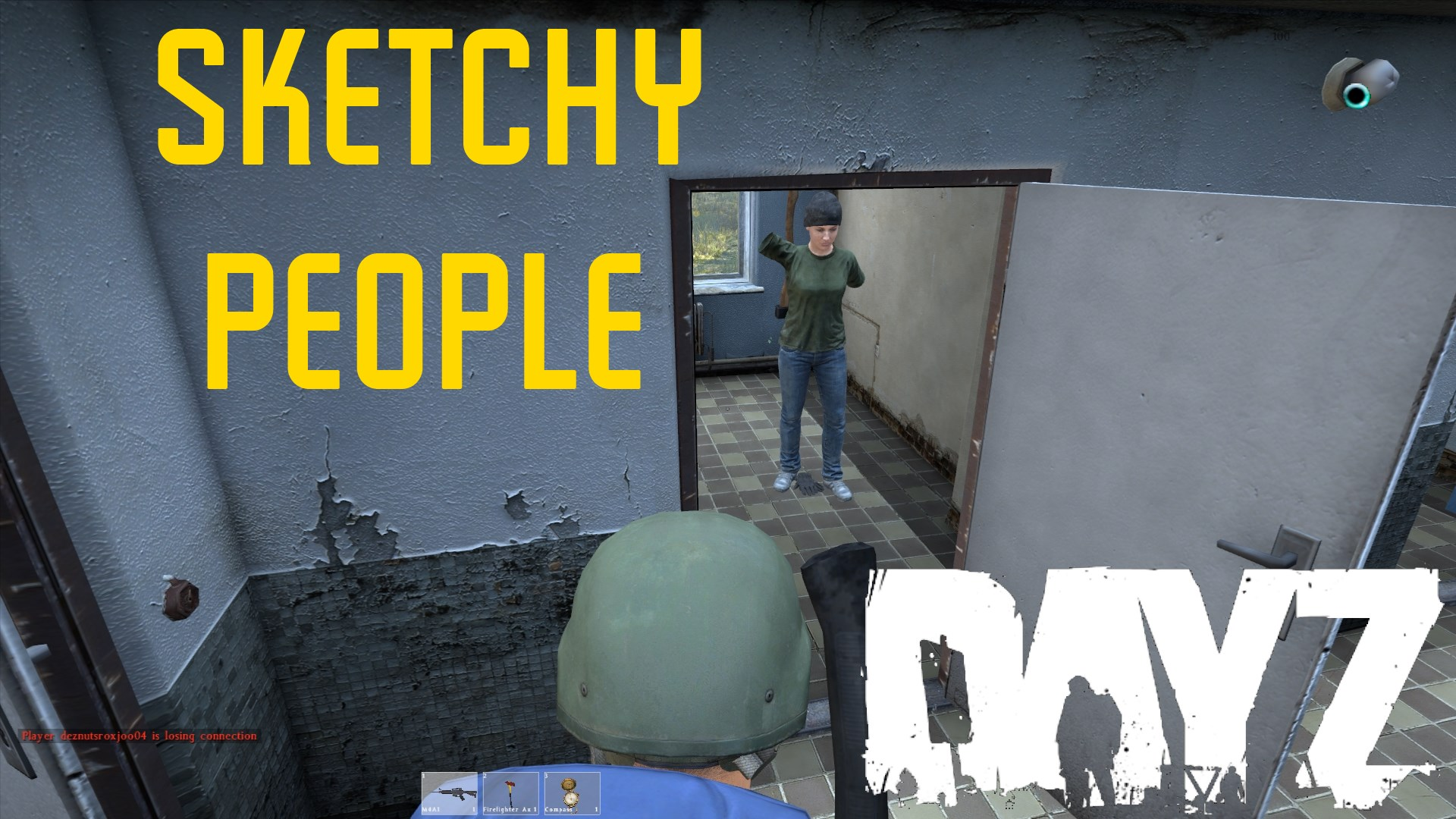 Sketchy People in DayZ Standalone